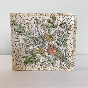 🔥 Vintage Wallet Satin Beaded Embroidered